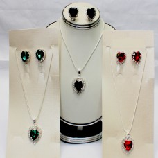 fashionable Neckless Set	 (24QTH43578-2)