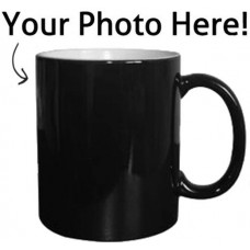Black Color Mug